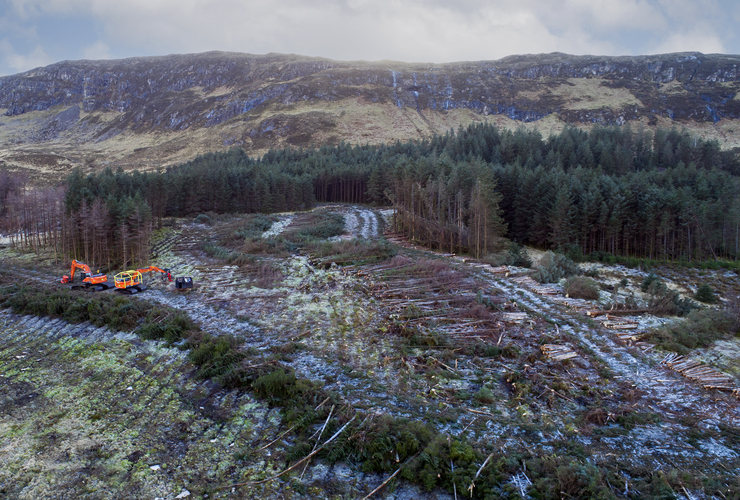 Peatland restoration on Skye 2
